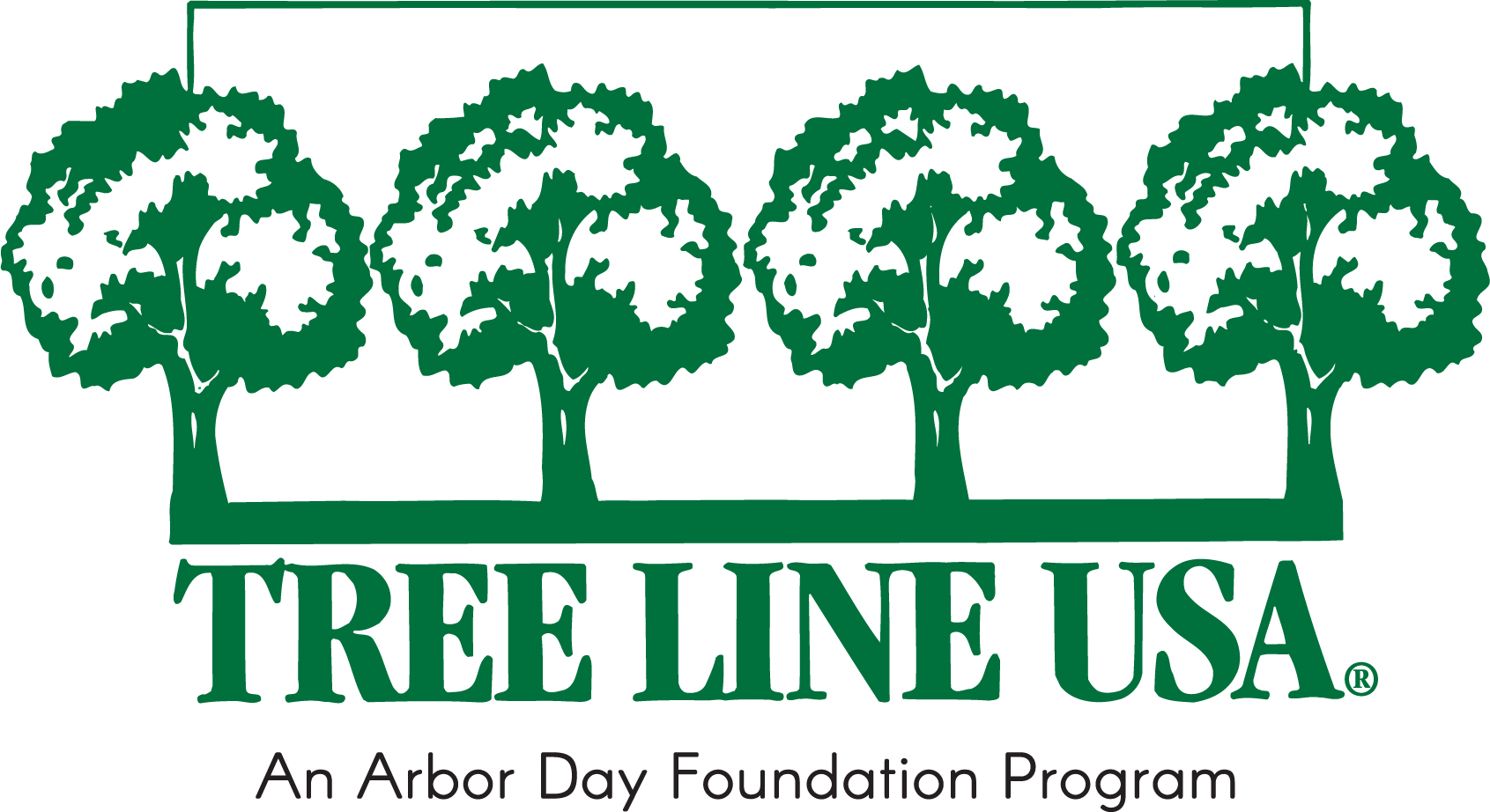 Tree Line USA Foundation Logo