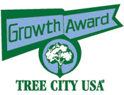 Tree City Growth Award Logo