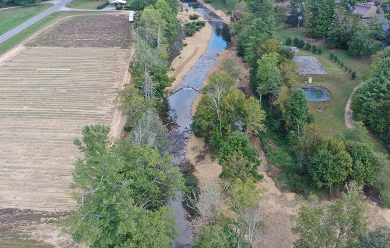 Photo of Linville River