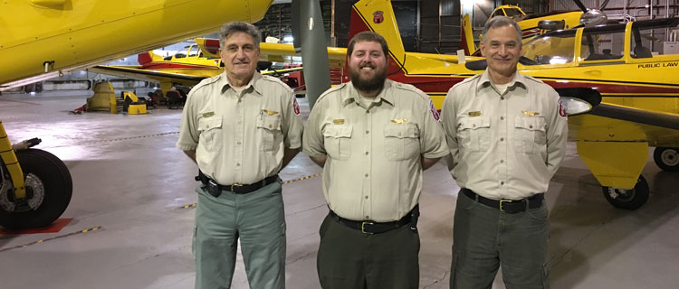Photo of NCFS Seat Program Crew