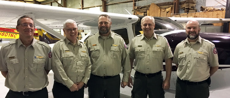 NCFS Aviation East Staff
